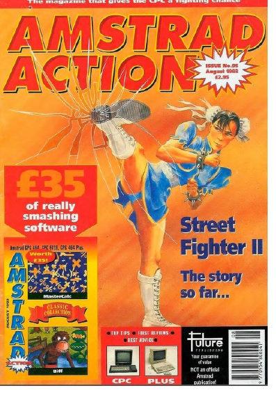 Amstrad Action Aug 1993