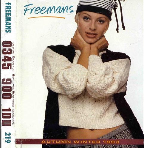 1993-1994 Freemans Autumn/Winter