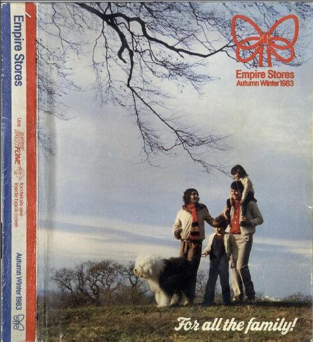 1983-1984 Empire Stores Autumn/Winter