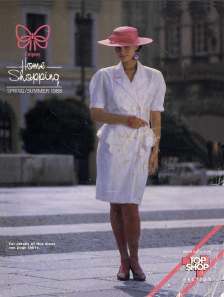 1988 Empire Stores Spring/Summer