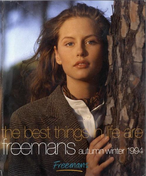 1994-1995 Freemans Autumn/Winter