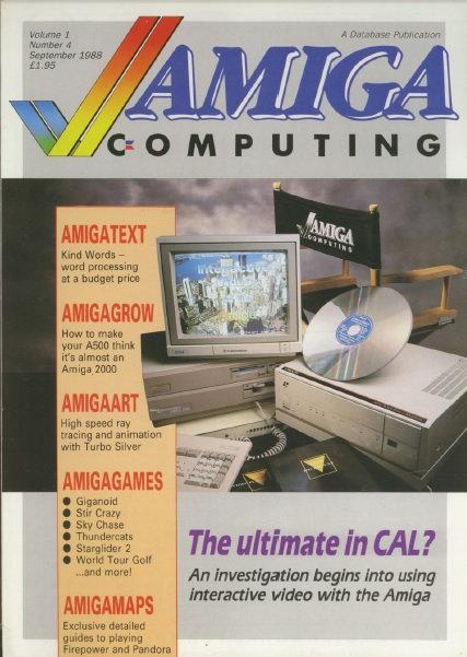 Amiga Computing Sep 1988