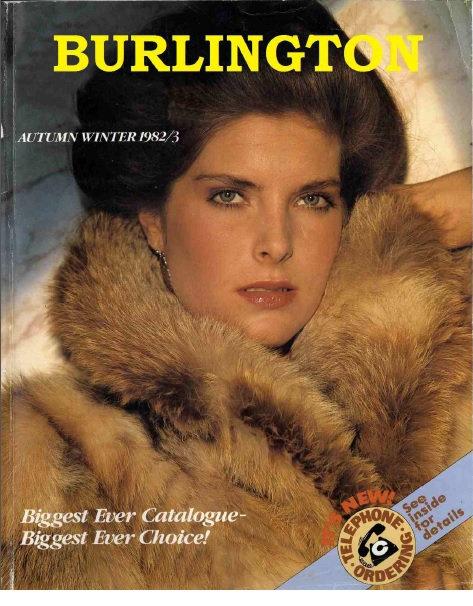1982-1983 Burlington Autumn/Winter