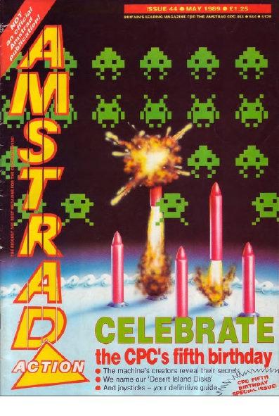 Amstrad Action May 1989