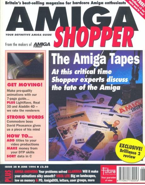 June 1994 Amiga Shopper