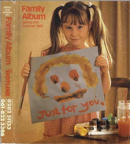 1983 Family Album Spring/Summer