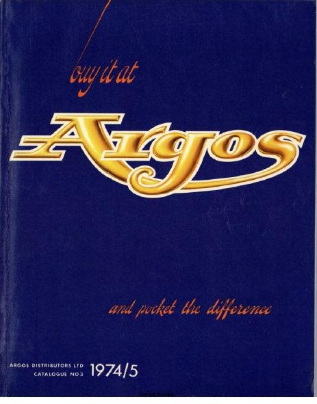 1974-1975 Argos