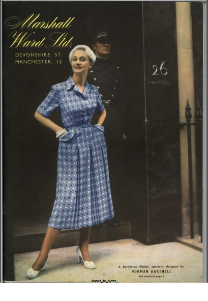 1954 Marshall Ward Spring/Summer