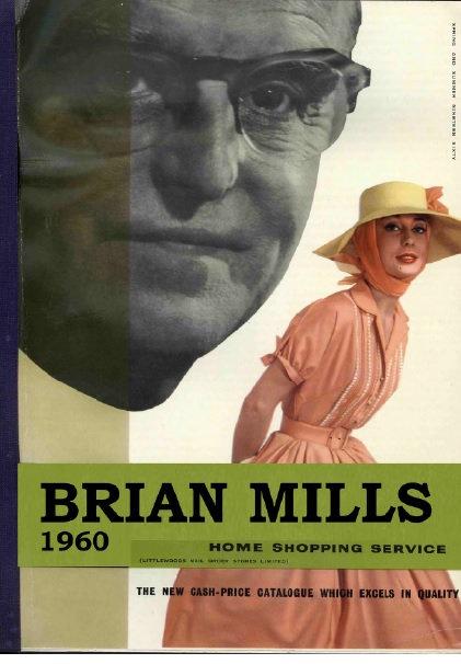 1960 Brian Mills Spring/Summer