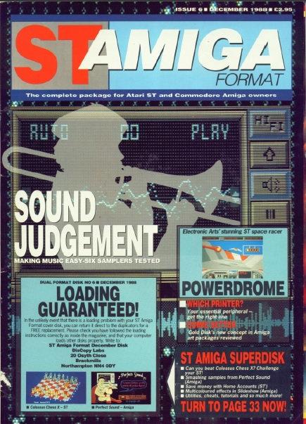 ST Amiga Format Dec 1988
