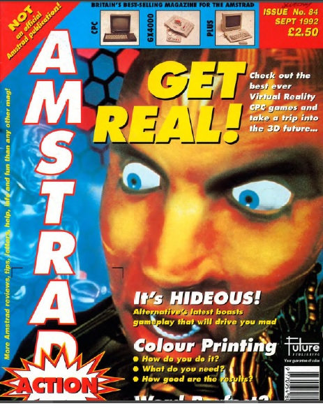 Amstrad Action Sep 1992