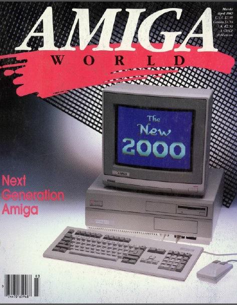 Amiga World Mar/Apr 1987