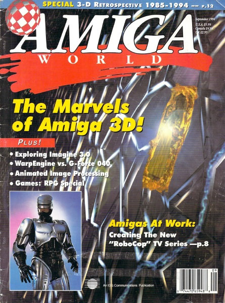 Amiga World Sep 1994
