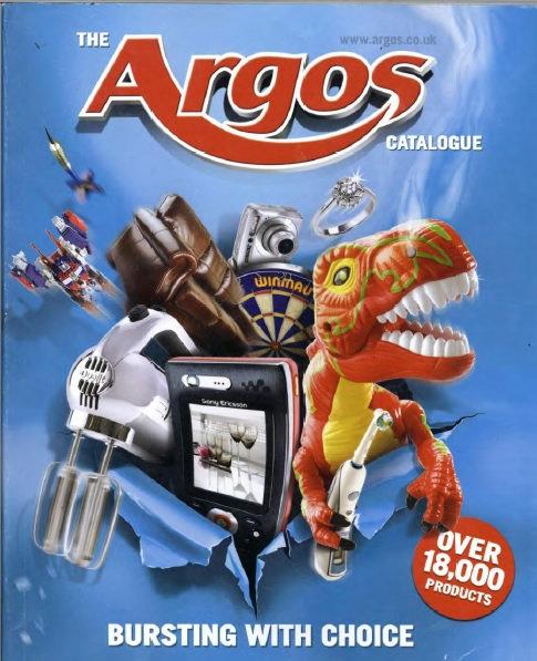 2007 Argos Autumn/Winter