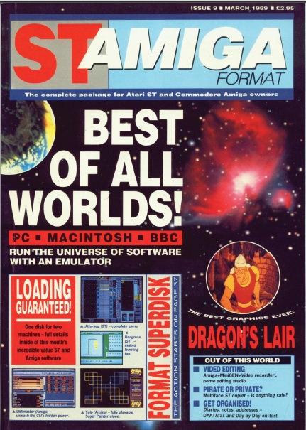 ST Amiga Format March 1989