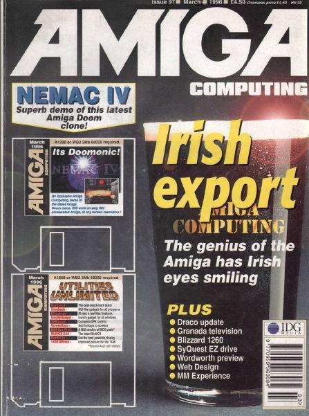 Amiga Computing Mar 1996