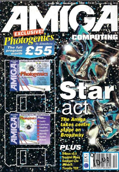 Amiga Computing Dec 1996