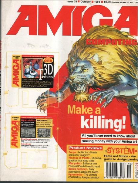 Amiga Computing Oct 1994