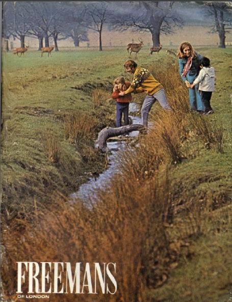 1970-1971 Freemans Autumn/Winter
