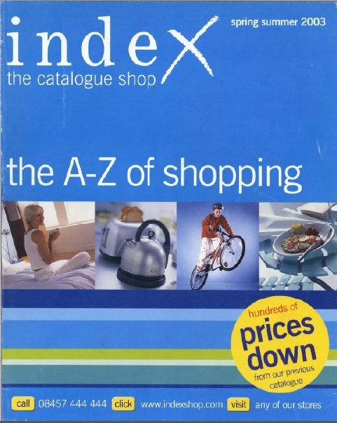 2003 Index Spring/Summer