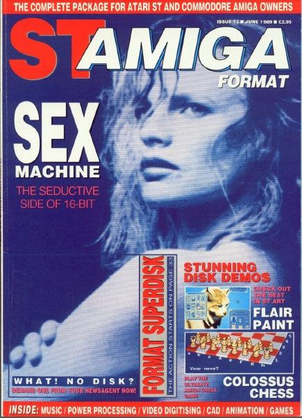 ST Amiga Format June 1989