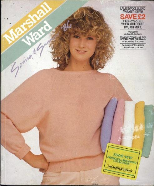 1986 Marshall Ward Spring/Summer