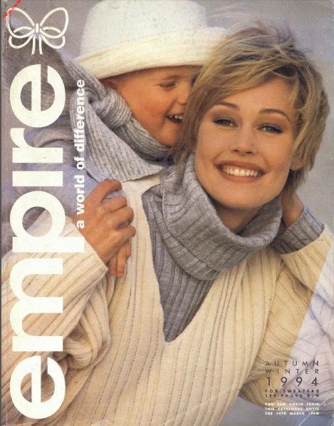 1994-1995 Empire Stores Autumn/Winter