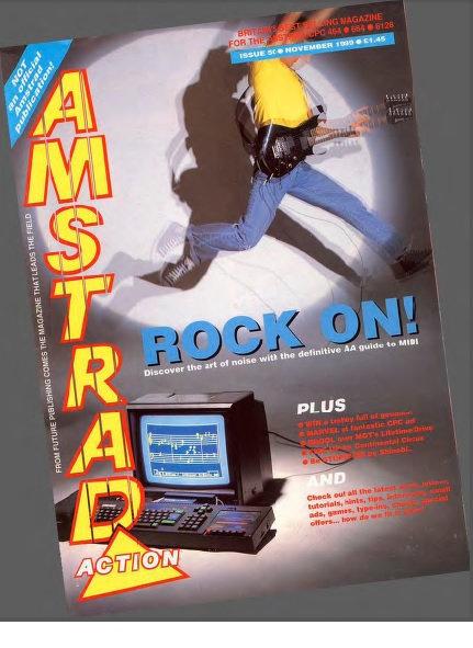 Amstrad Action Nov 1989