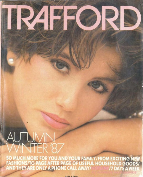 1987-1988 Trafford Autumn/Winter