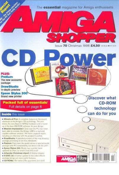 Xmas 1996 Amiga Shopper