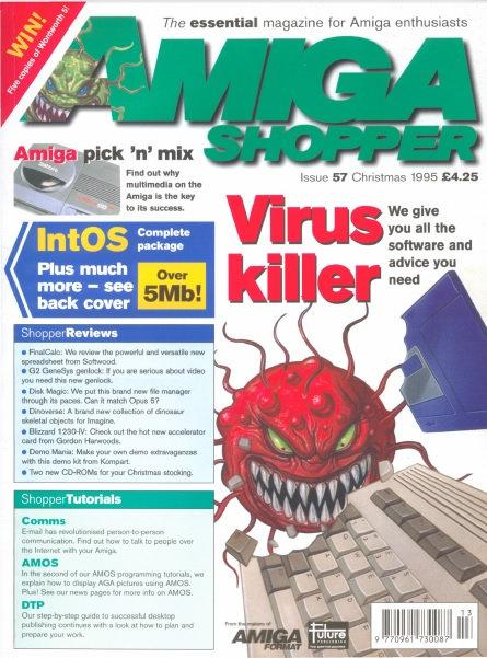 Xmas 1995 Amiga Shopper