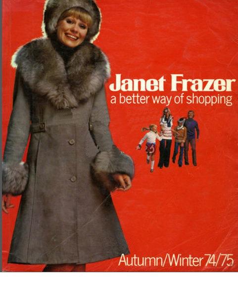 1974-1975 Janet Frazer Autumn/Winter