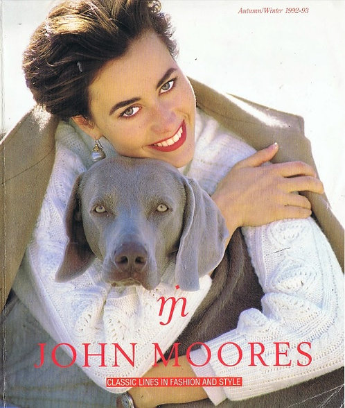 1992-1993 John Moores Autumn/Winter