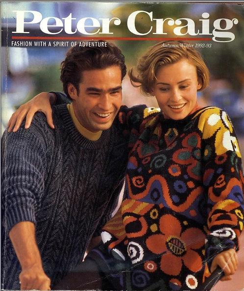 1992-1993 Peter Craig Autumn/Winter