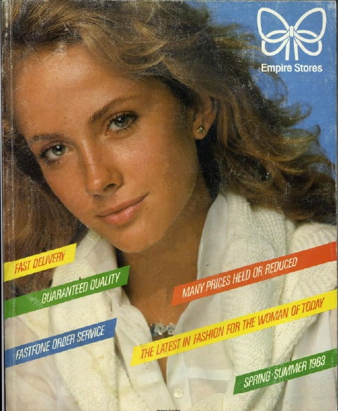 1983 Empire Stores Spring/Summer