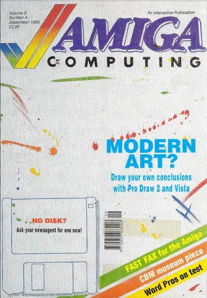 Amiga Computing Sep 1990