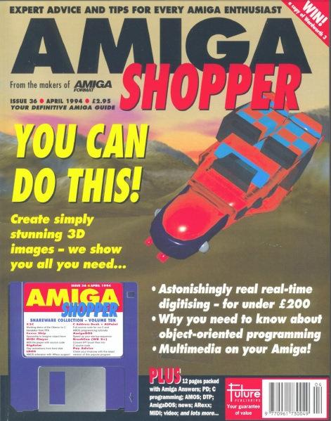 April 1994 Amiga Shopper
