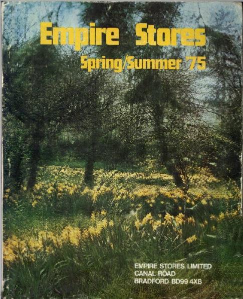 1975 Empire Stores Spring/Summer