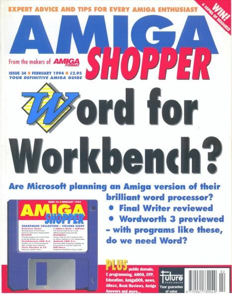 February 1994 Amiga Shopper