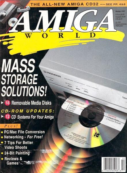 Amiga World Oct 1993