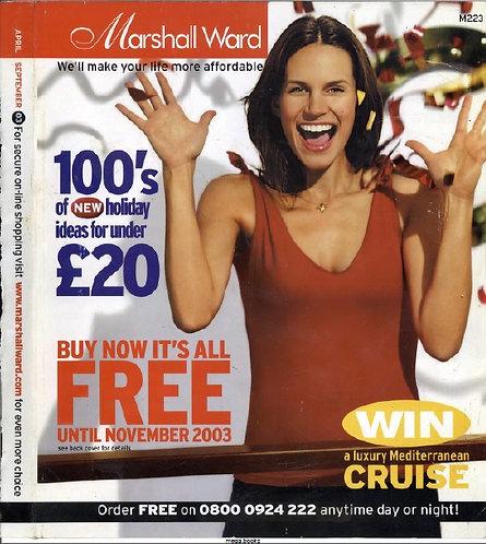 2003 Marshall Ward Spring/Summer