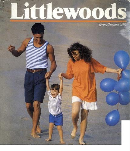 1990 Littlewoods Spring/Summer