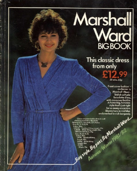 1981-1982 Marshall Ward Autumn/Winter