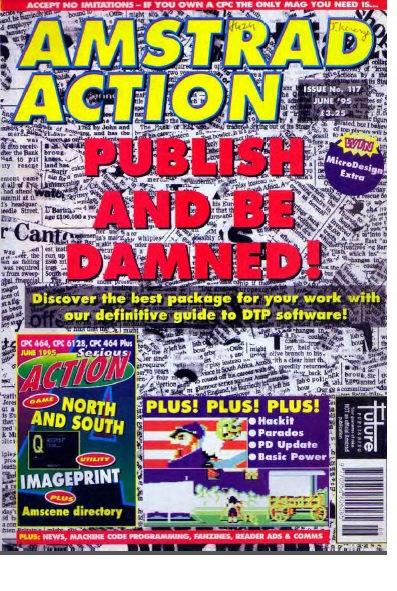 Amstrad Action June 1995