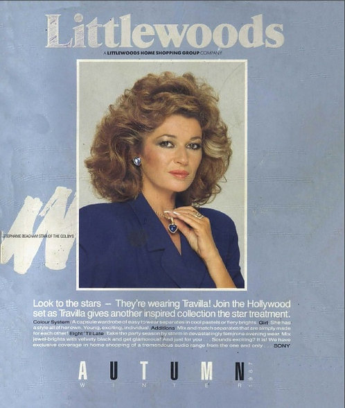 1987-1988 Littlewoods Autumn/Winter