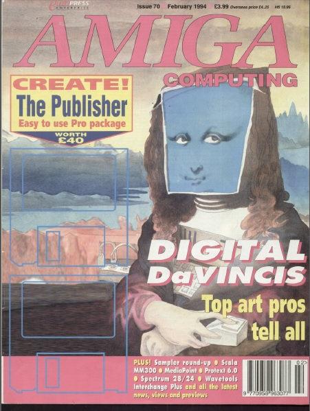 Amiga Computing Feb 1994