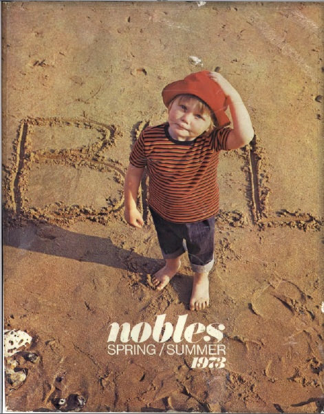 1973 Nobles Spring/Summer
