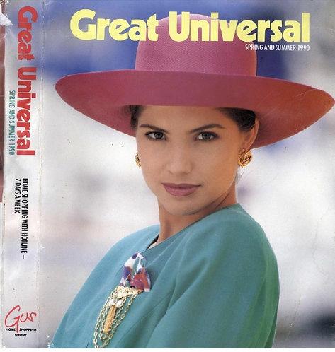 1990 Great Universal Spring/Summer
