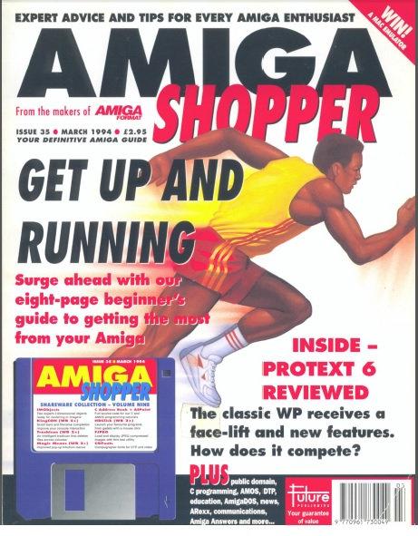 March 1994 Amiga Shopper