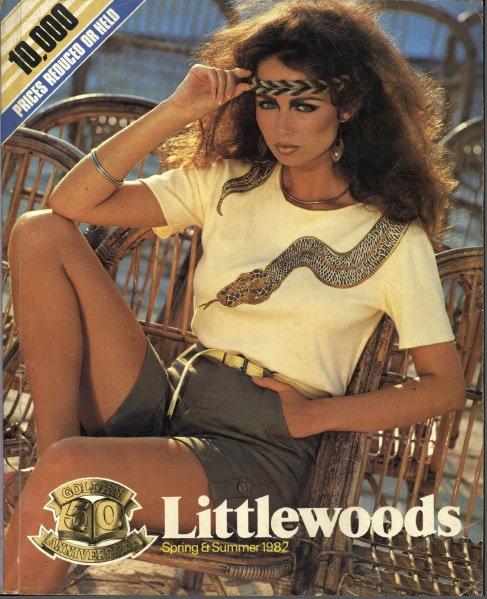 1982 Littlewoods Spring/Summer